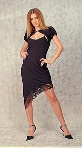 Модель «Идеал моделс» Кристина Покорская в авторском наряде от Ксении  Рыкалиной 0eecea86416